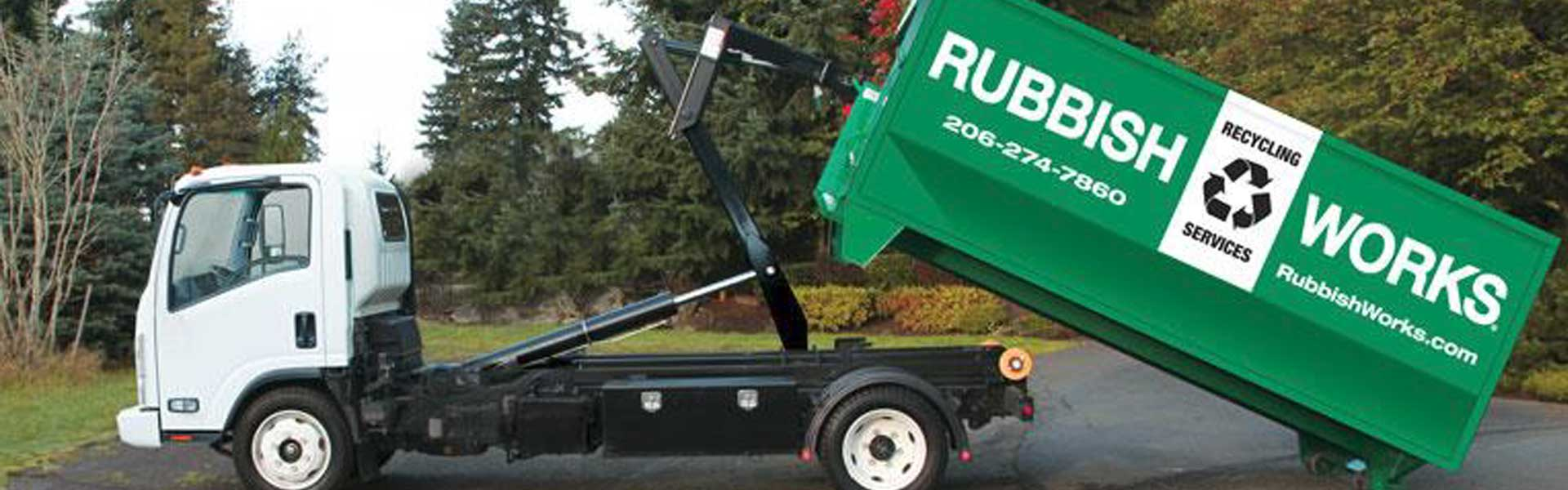 dumpster rental services